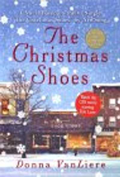 The Christmas Shoes [Hardcover] Cover