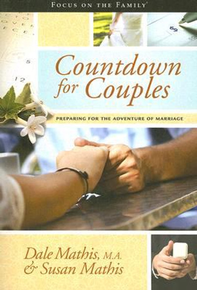 Countdown for Couples: Preparing for the Adventure of Marriage [Paperback] Cover