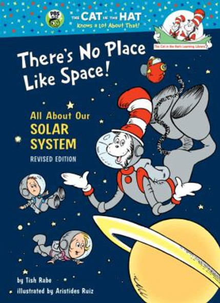 There's No Place Like Space: All about Our Solar System [Hardcover] Cover