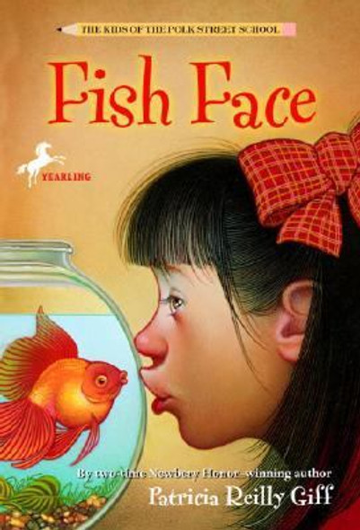 Fish Face [Mass Market Paperback] Cover