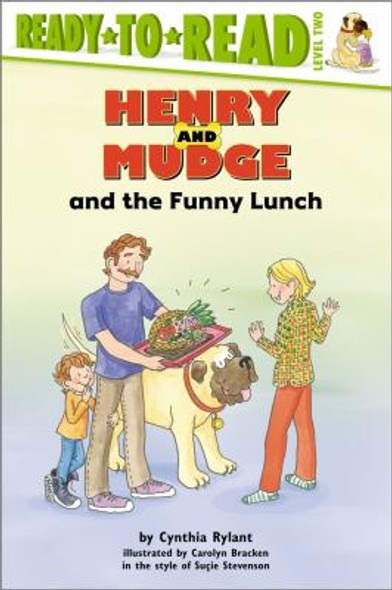 Henry and Mudge and the Funny Lunch [Paperback] Cover