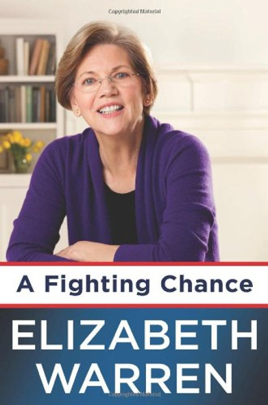A Fighting Chance [Hardcover] Cover