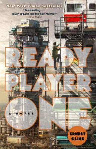Ready Player One [Paperback] Cover