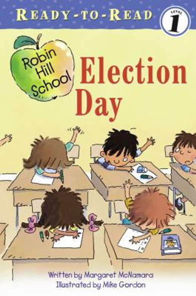 Election Day [Paperback] Cover