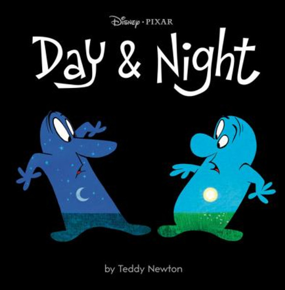 Day and Night [Hardcover] Cover