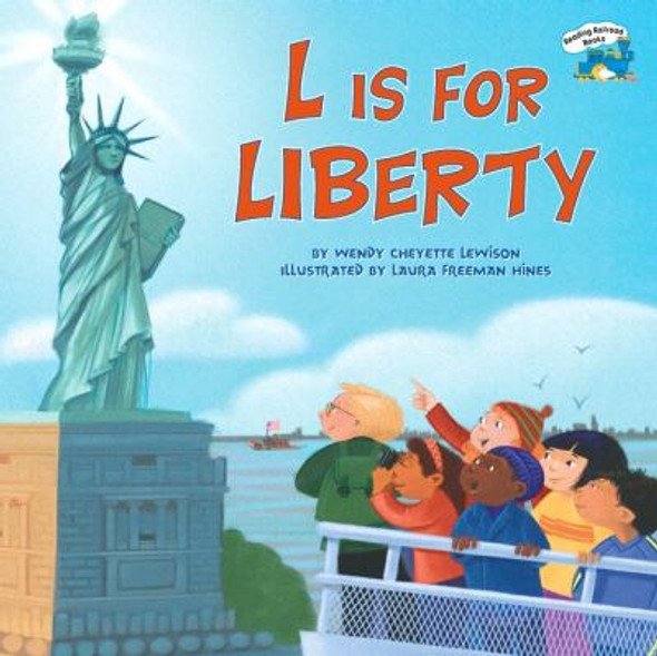 L Is for Liberty [Mass Market Paperback] Cover