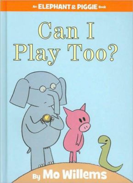 Can I Play Too? [Hardcover] Cover