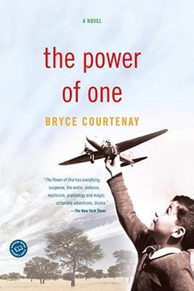 The Power of One [Paperback] Cover