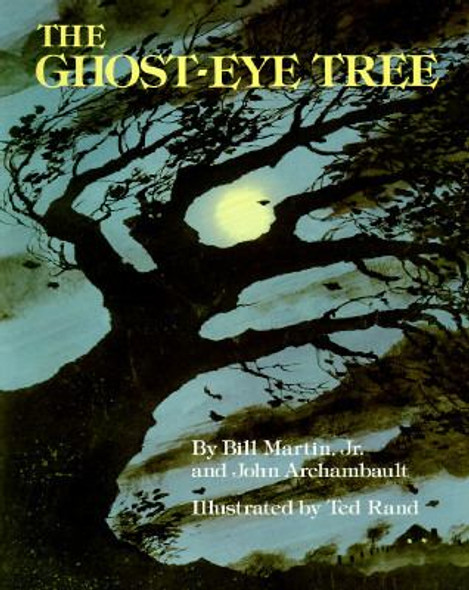 The Ghost-Eye Tree [Paperback] Cover