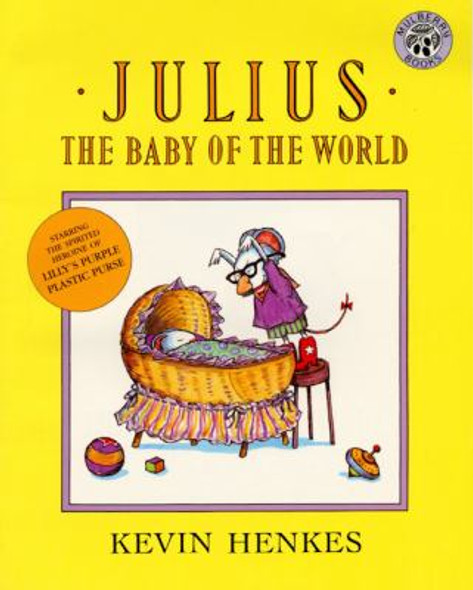 Julius: The Baby of the World [Paperback] Cover