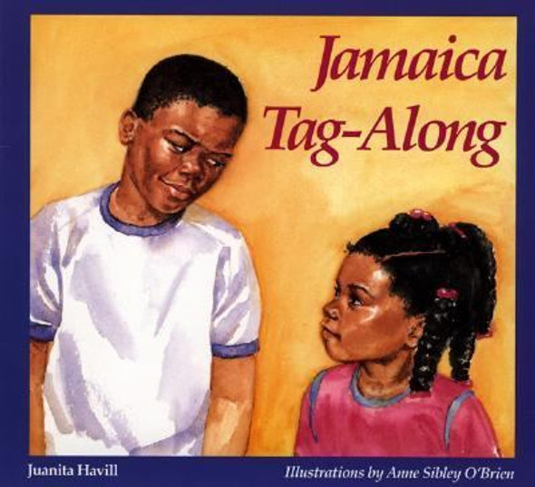 Jamaica Tag-Along [Paperback] Cover