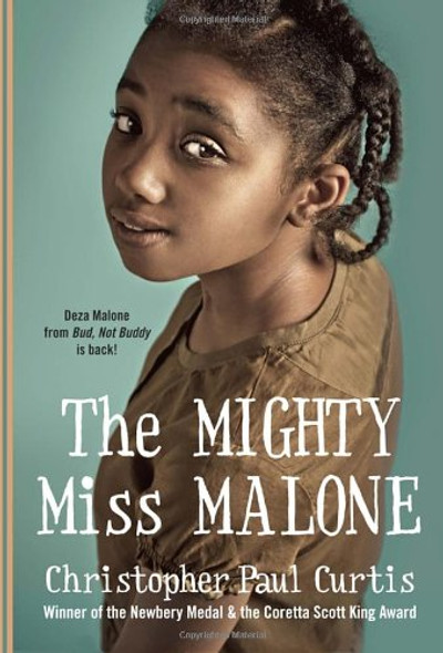 The Mighty Miss Malone [Paperback] Cover