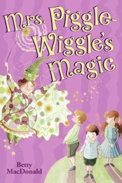 Mrs. Piggle-Wiggle's Magic [Paperback] Cover