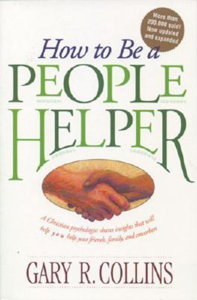 How to Be a People Helper [Paperback] Cover
