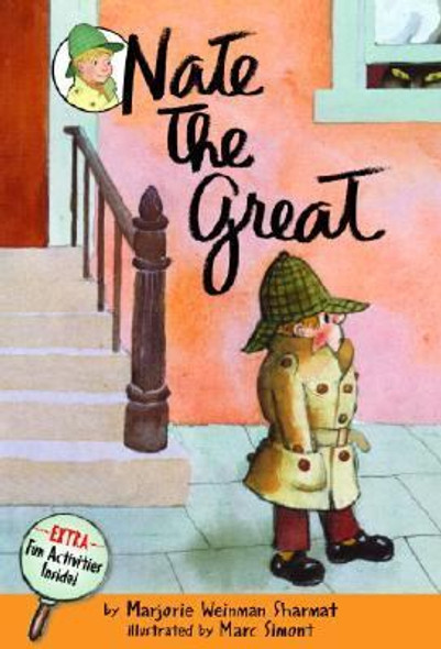 Nate the Great [Paperback] Cover