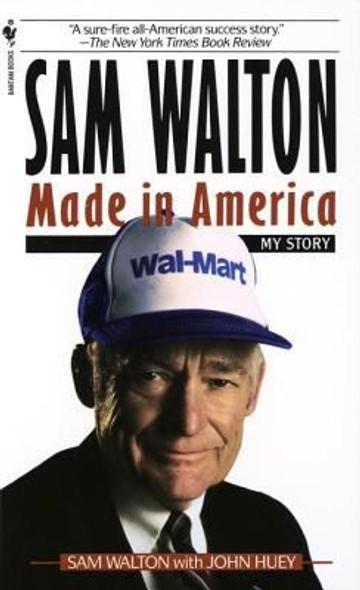 Sam Walton: Made in America [Paperback] Cover