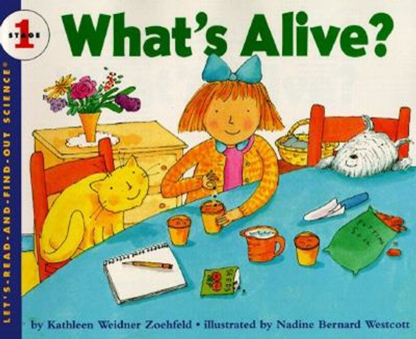 What's Alive? [Paperback] Cover