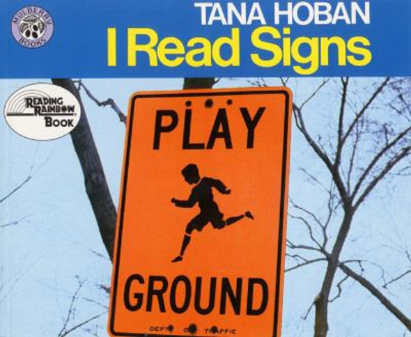 I Read Signs [Paperback] Cover