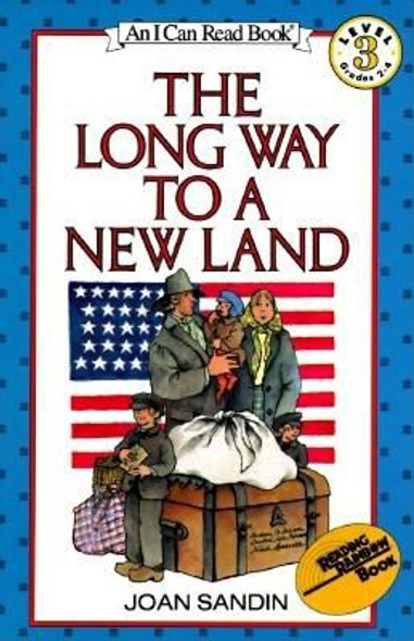 The Long Way to a New Land [Paperback] Cover