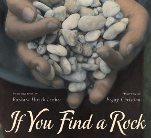 If You Find a Rock [Paperback] Cover