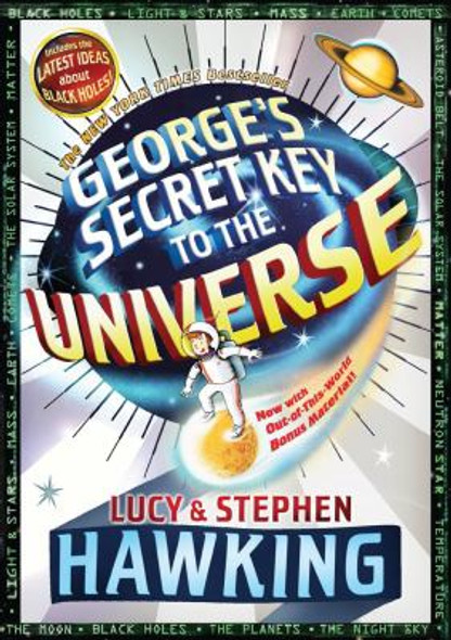 George's Secret Key to the Universe [Paperback] Cover