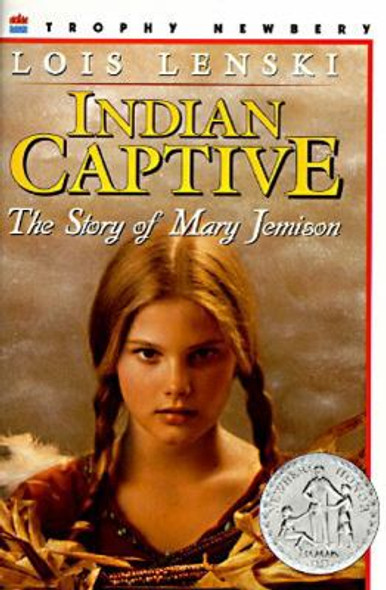Indian Captive: The Story of Mary Jemison Cover
