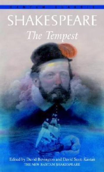 The Tempest [Mass Market Paperback] Cover