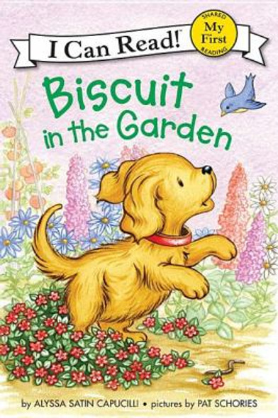 Biscuit in the Garden [Paperback] Cover