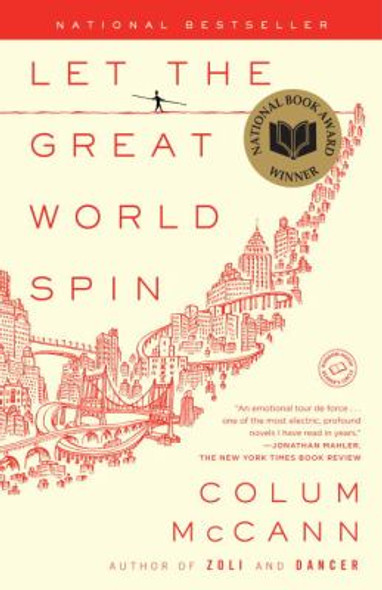 Let the Great World Spin [Paperback] Cover