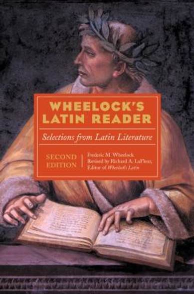 Wheelock's Latin Reader : Selections from Latin Literature [Paperback] Cover
