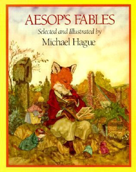 Aesop's Fables [Paperback] Cover