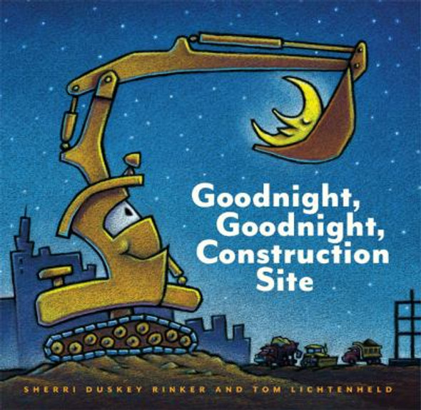 Goodnight, Goodnight, Construction Site [Hardcover] Cover