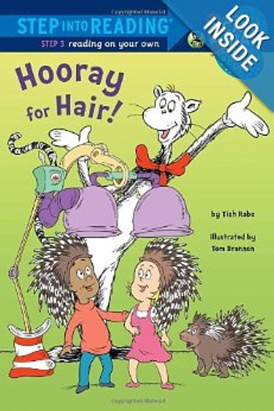 Hooray for Hair! ( Step Into Reading: A Step 3 Book ) [Paperback] Cover