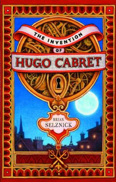 The Invention of Hugo Cabret [Hardcover] Cover