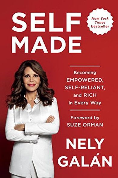 Self Made: Becoming Empowered, Self-Reliant, and Rich in Every Way [Hardcover] Cover