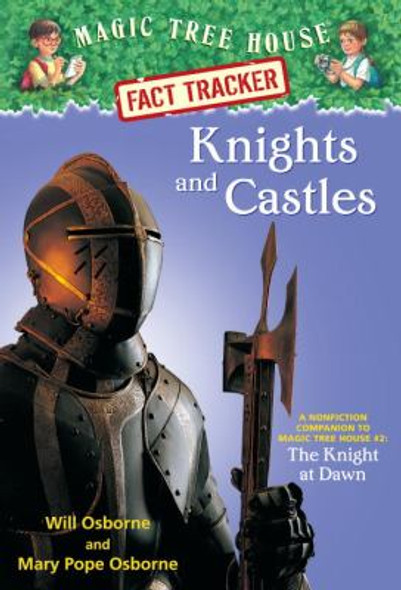 Knights and Castles: A Nonfiction Companion to the Knight at Dawn [Mass Market Paperback] Cover