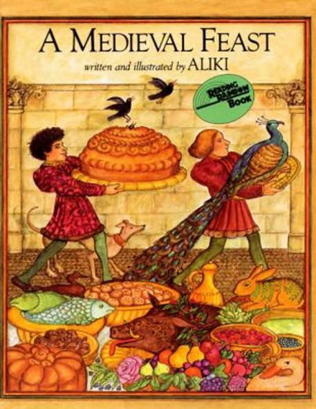 A Medieval Feast [Paperback] Cover