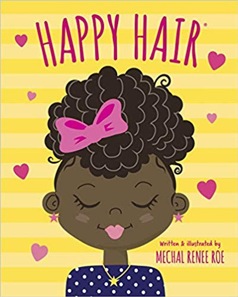 Happy Hair [Hardcover] Cover