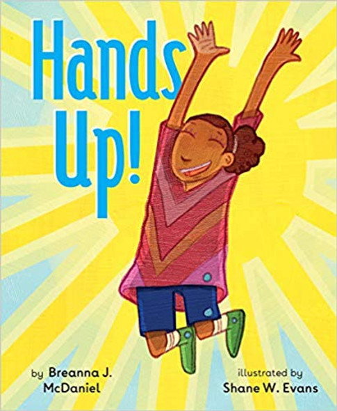 Hands Up! [Hardcover] Cover