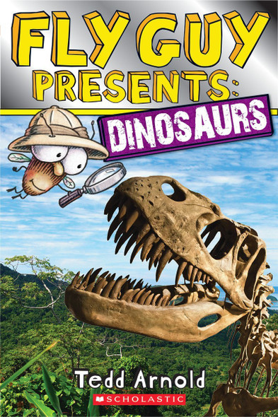 Fly Guy Presents: Dinosaurs ( Fly Guy Presents ) [Paperback] Cover