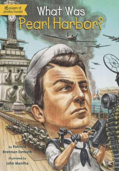 What Was Pearl Harbor? Cover