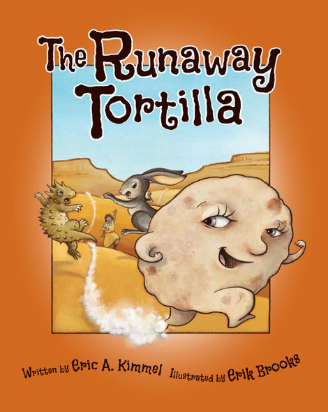 The Runaway Tortilla [Paperback] Cover