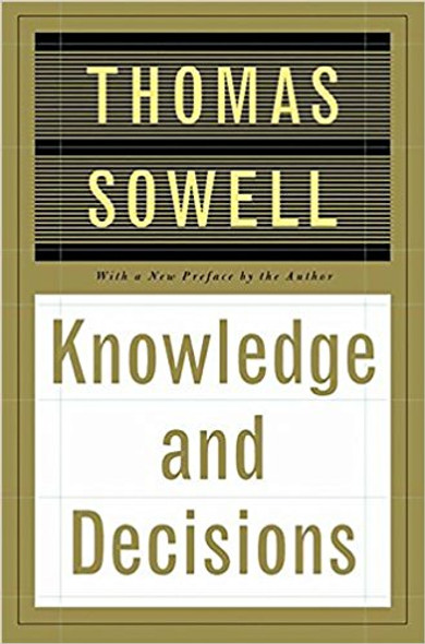 Knowledge and Decisions (Revised) [Paperback] Cover