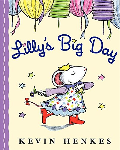 Lilly's Big Day [Paperback] Cover