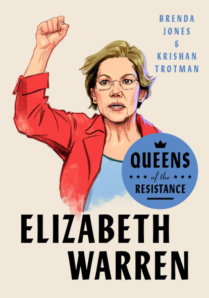 Queens of the Resistance: Elizabeth Warren (Queens of the Resistance) [Hardcover] Cover
