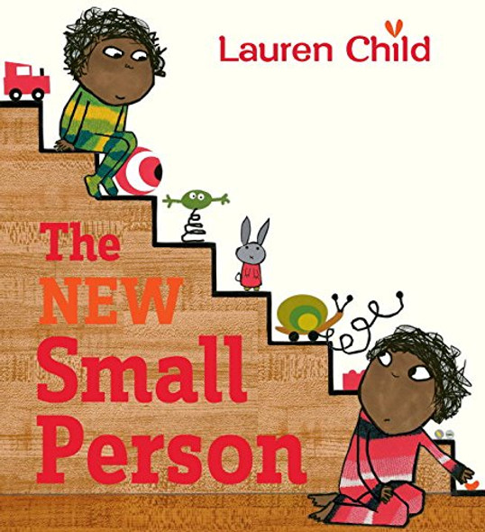 The New Small Person [Hardcover] Cover