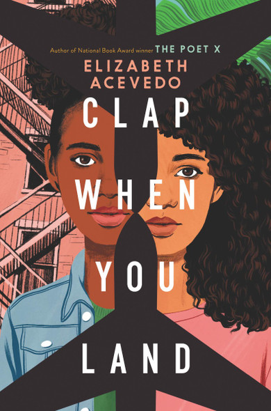 Clap When You Land [Hardcover] Cover