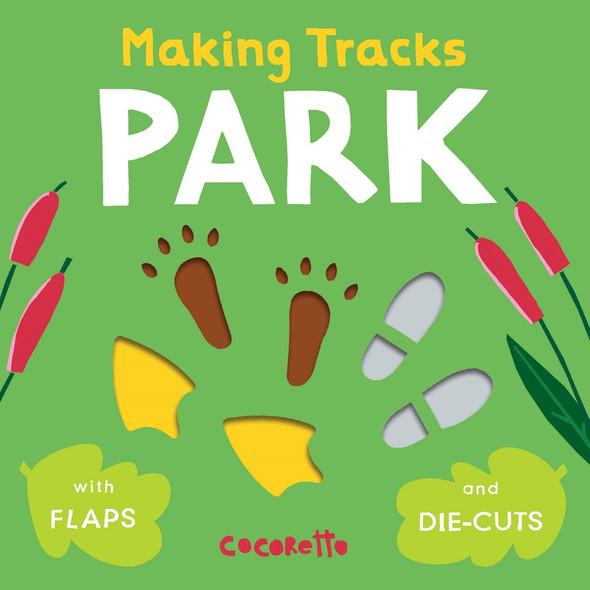 Park (Making Tracks #4) Cover