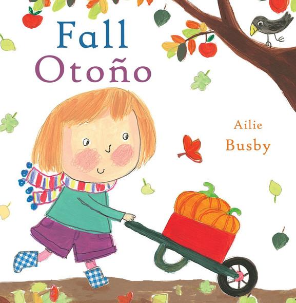 Fall/Otono (Spanish/English Bilingual Editions) Cover