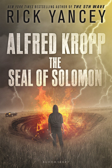 Alfred Kropp: The Seal of Solomon [Paperback] Cover